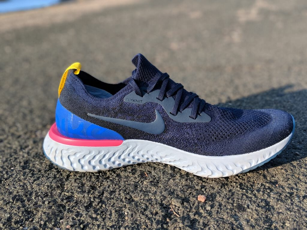 sports shoes 913b3 8d171 nike epic react flyknit - image05