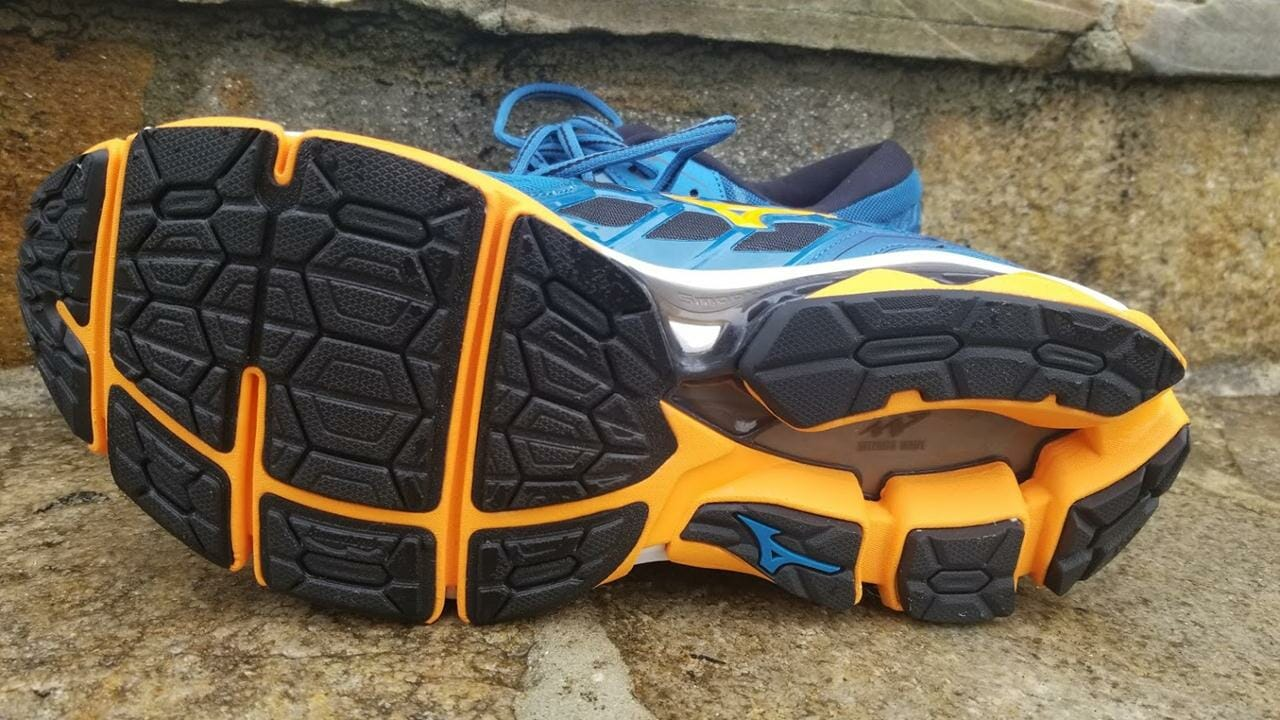 Mizuno Wave Horizon 2 - Sole
