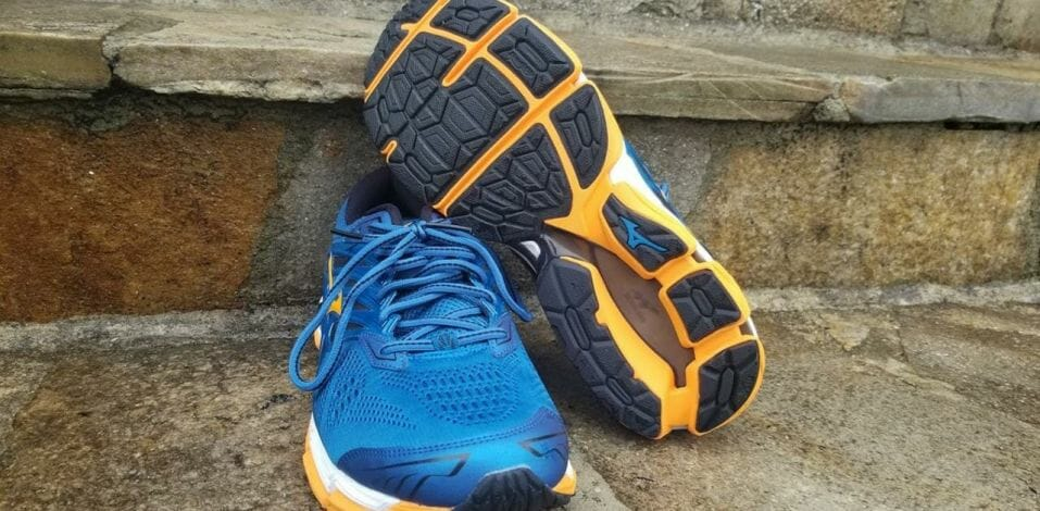 Mizuno Wave Horizon 2 - Toe and Sole