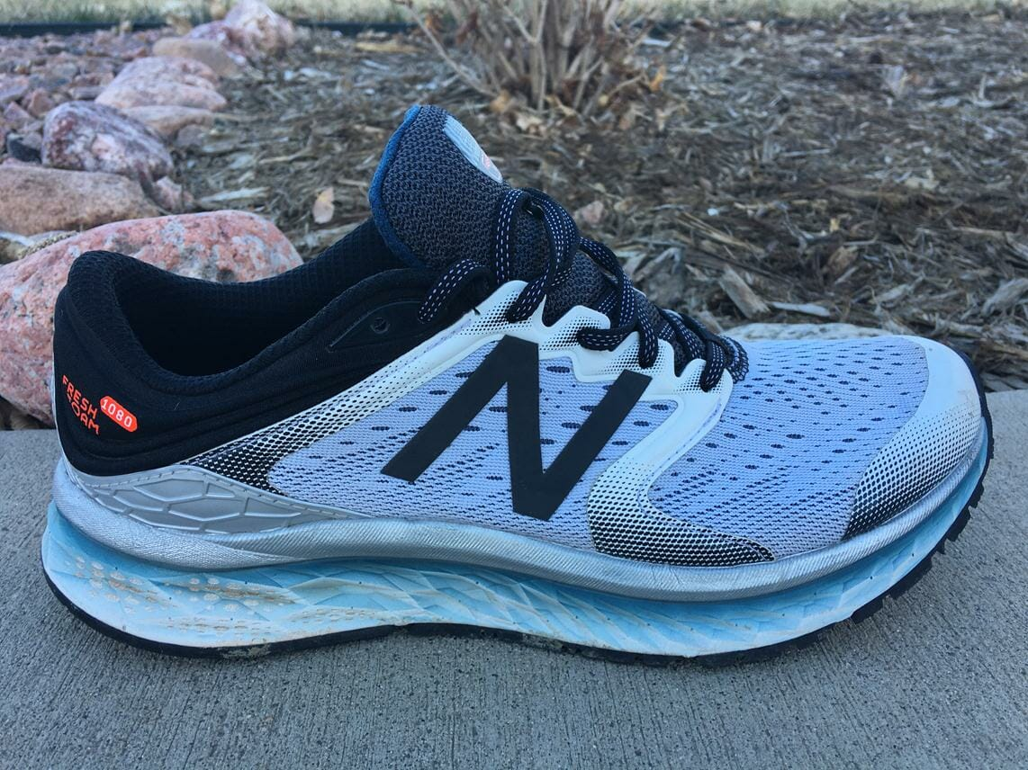 New Balance Fresh Foam 1080 v8 - Lateral Side