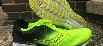 Saucony Breakthru 4 Review