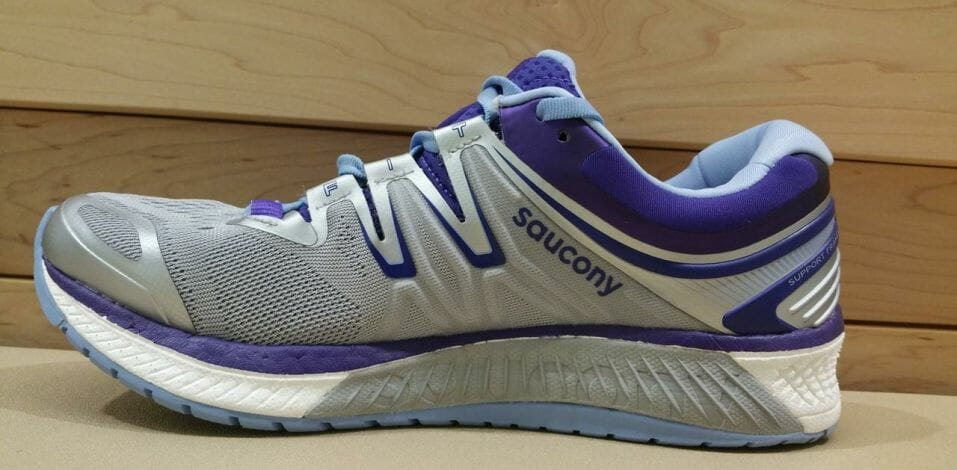 Saucony Hurricane ISO 4 - Medial Side