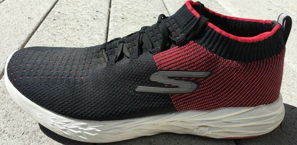 Skechers GOrun 6 - Lateral Side