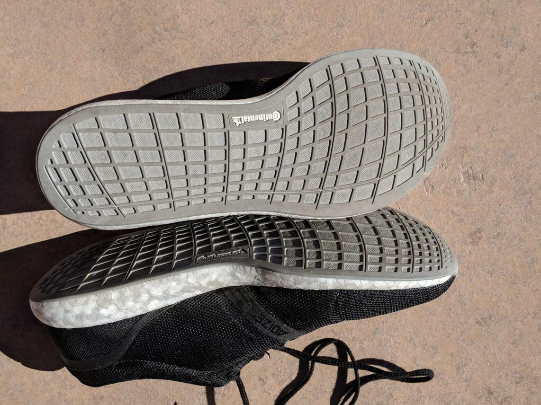 Adidas Adizero Sub 2 - Sole