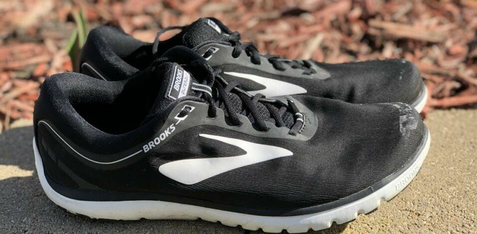 Brooks PureFlow 7 - Lateral Side