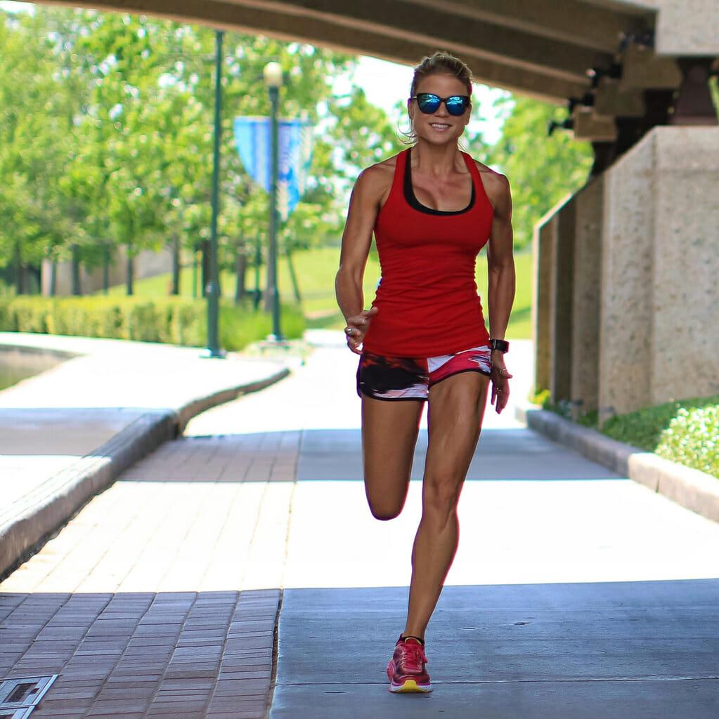 running blogger, body confidence, runner