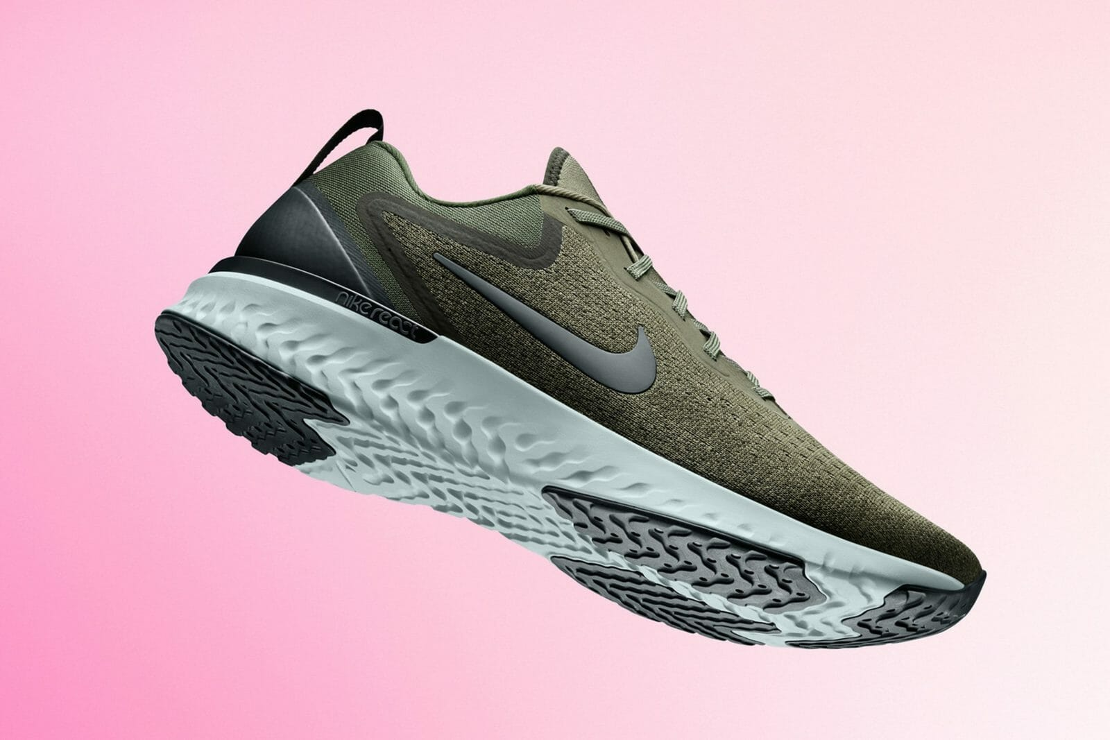 New Nike Odyssey React ready to launch on April 19th | Running Shoes Guru