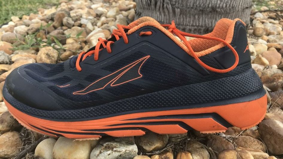 Altra Duo - Lateral Side