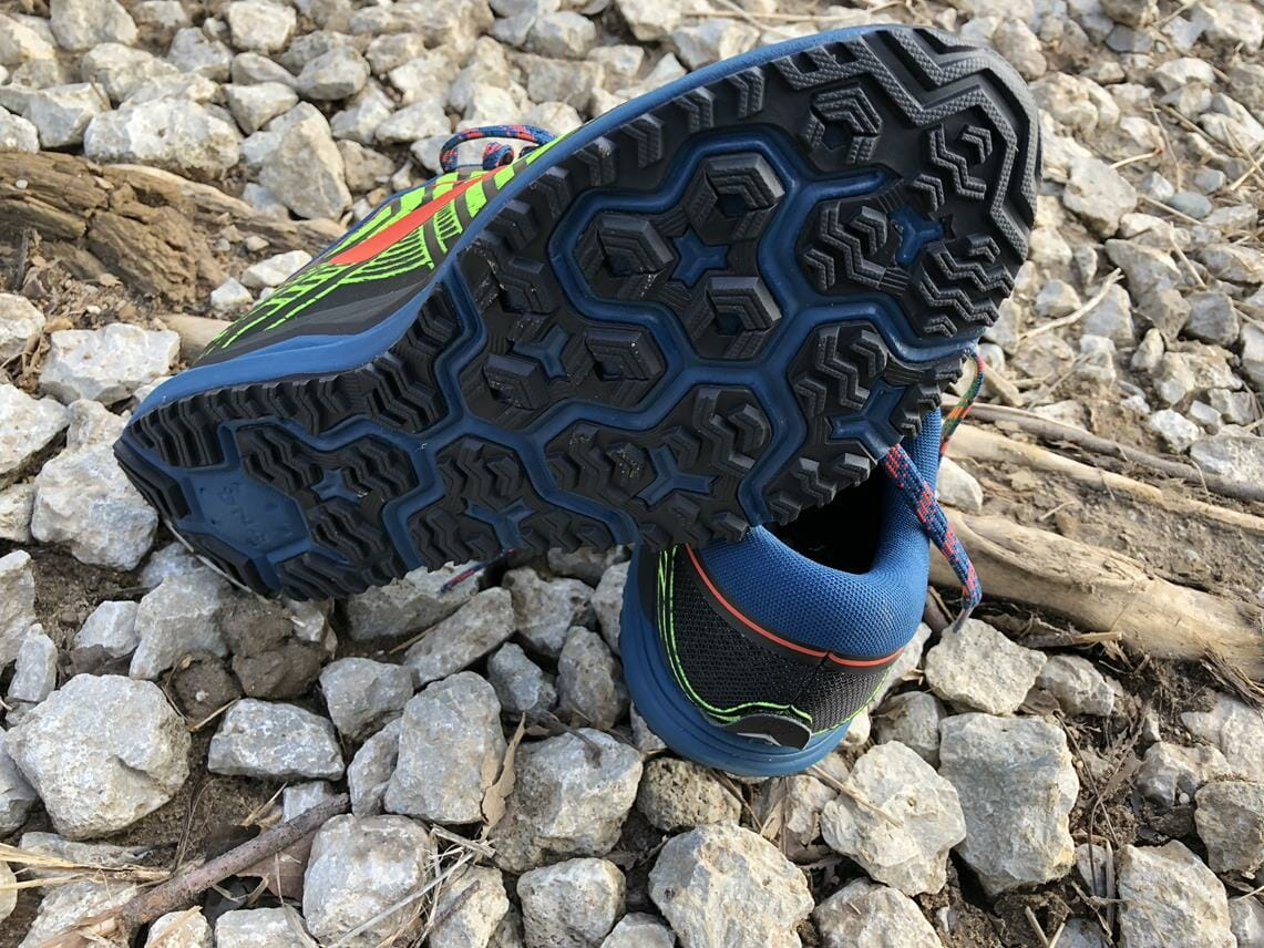 Brooks Caldera 2 - Sole