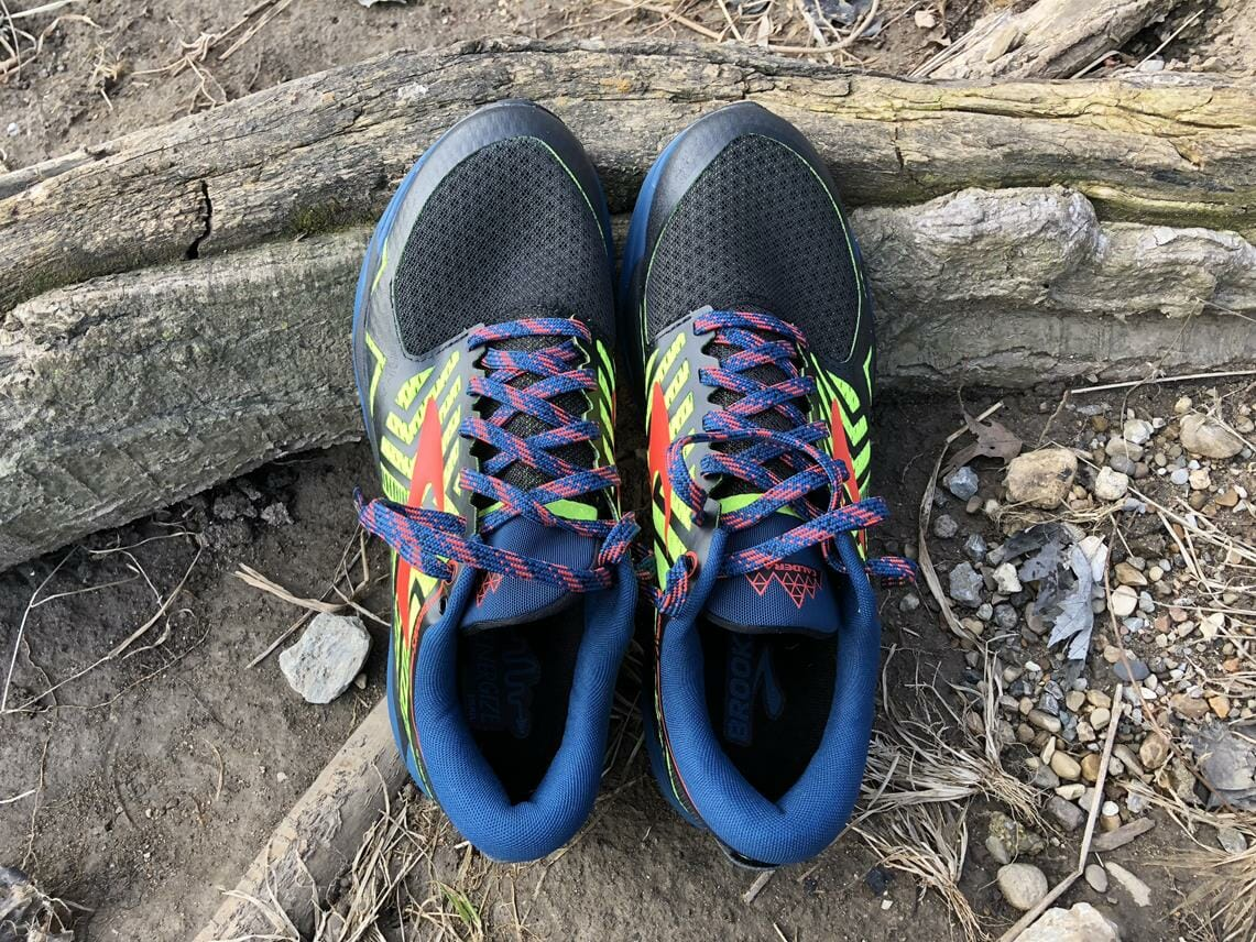 Brooks Caldera 2 - Top