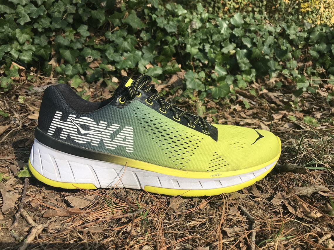 Hoka One One Cavu - Lateral Side