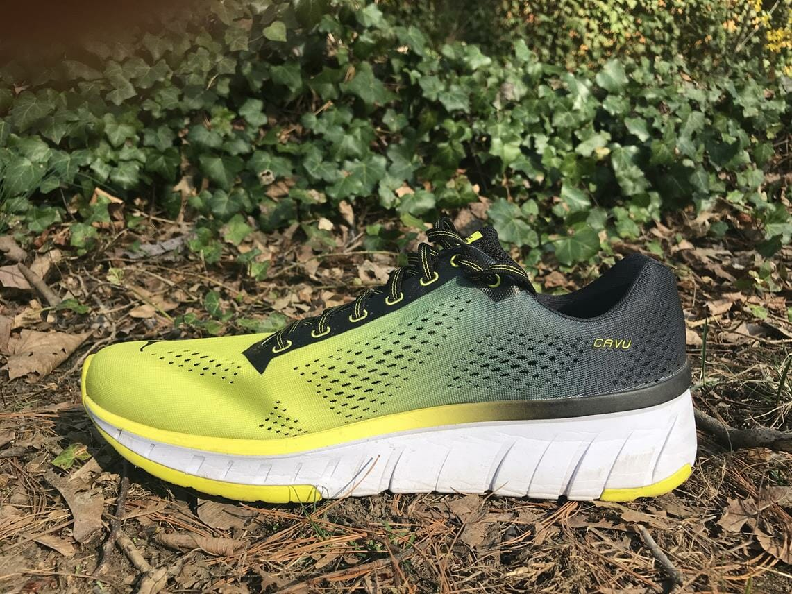 Hoka One One Cavu - Medial Side
