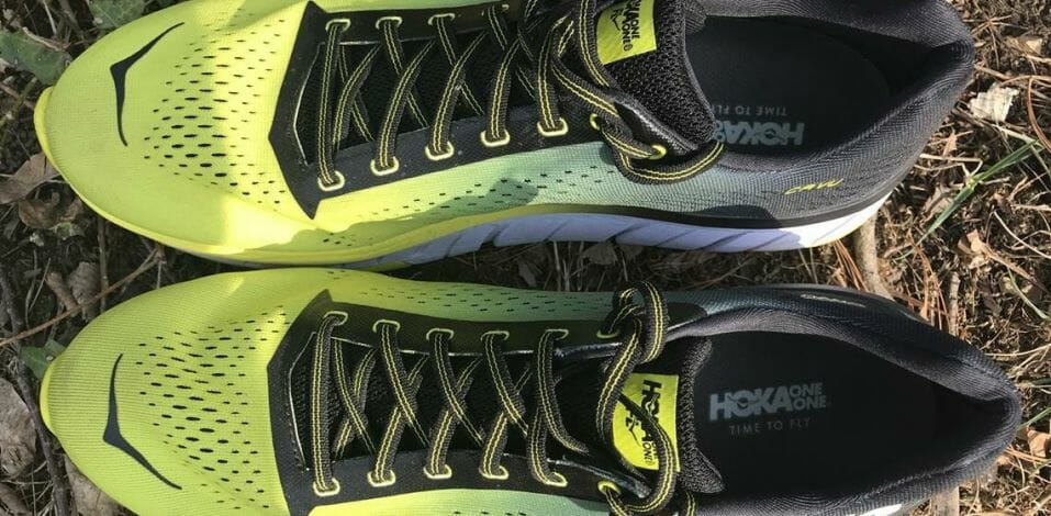 Hoka One One Cavu - Top