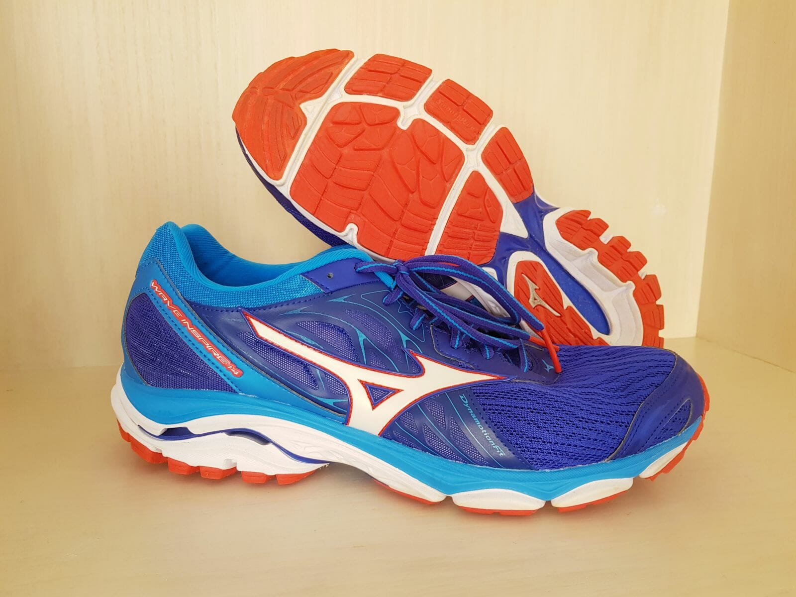 Mizuno Wave Inspire 14 Review | Running Shoes Guru