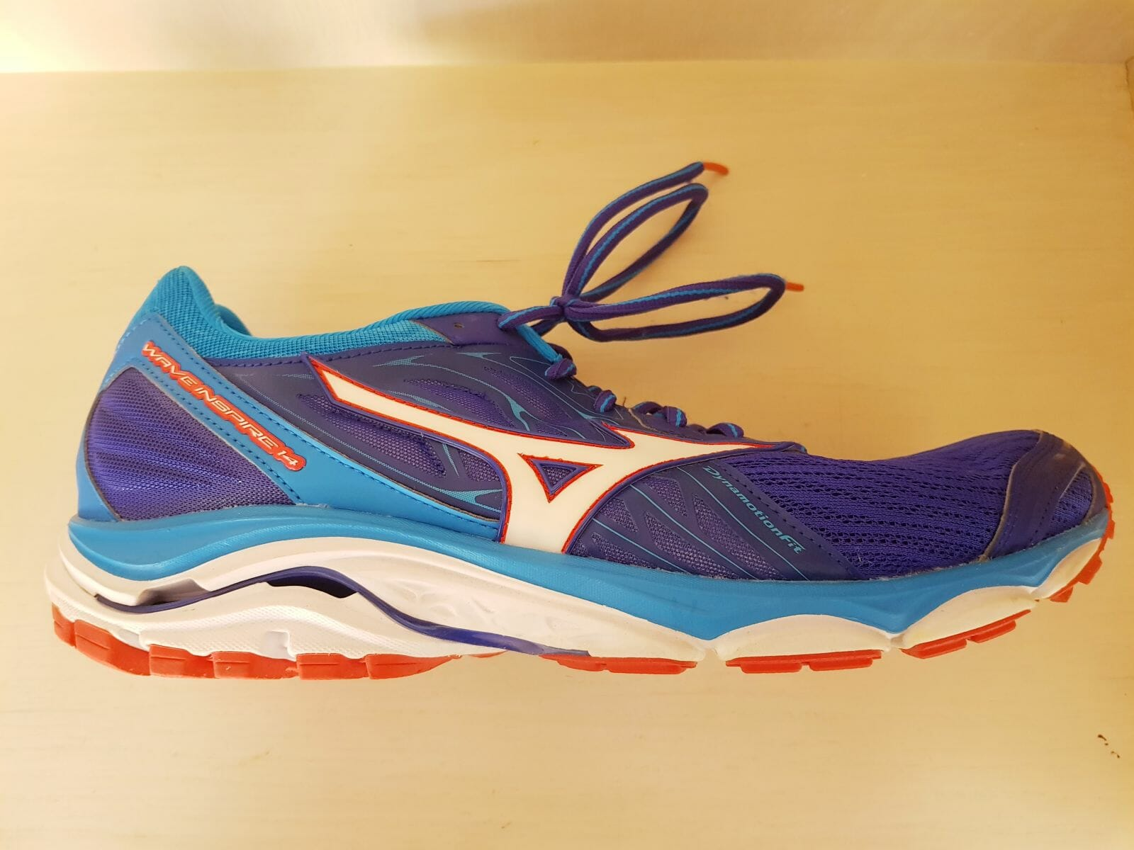 Mizuno Wave Inspire 14 - photo 3