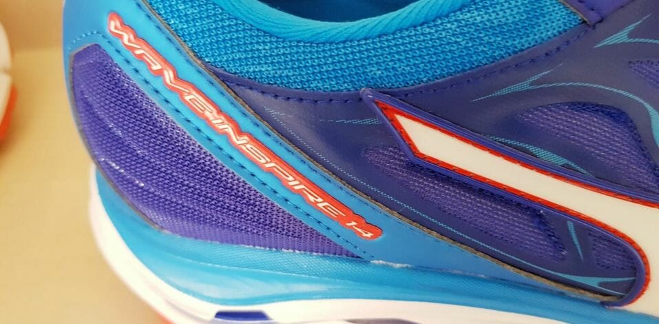 Mizuno Wave Inspire 14 - photo 6