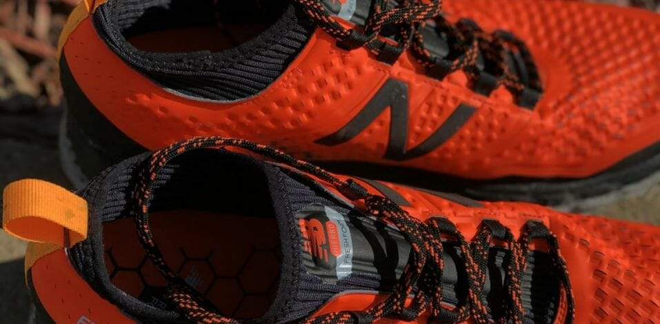 New Balance Fresh Foam Hierro v3 - Top