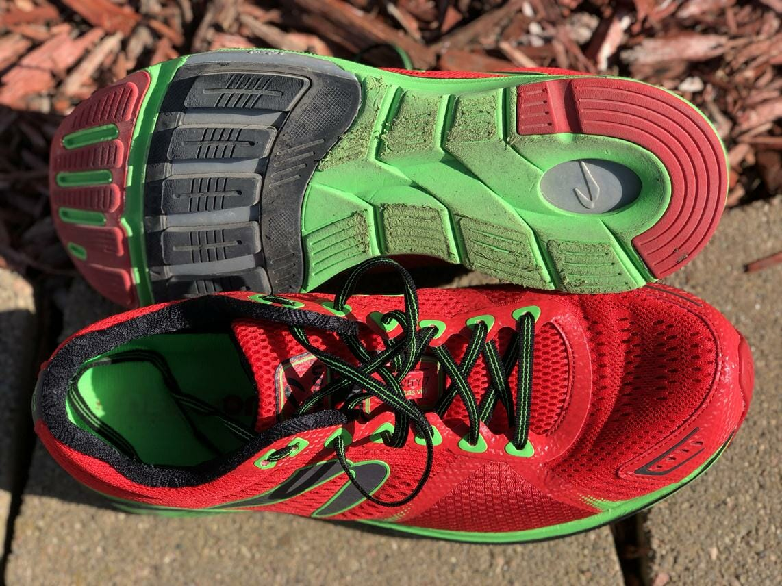 Newton Gravity 7 Review   Running Shoes