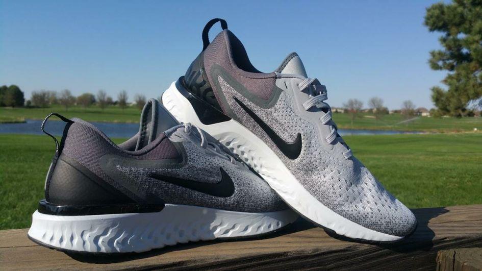 Nike Odyssey React - Medial Side