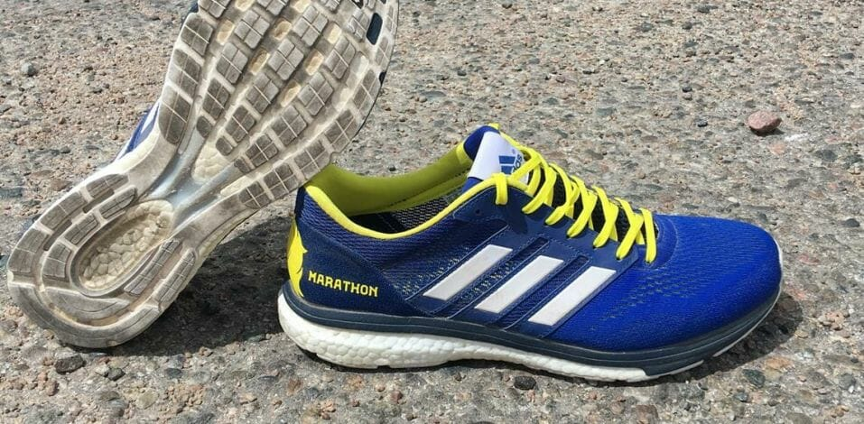 paquete Articulación en el medio de la nada  Adidas Adizero Boston 7 Review | Running Shoes Guru