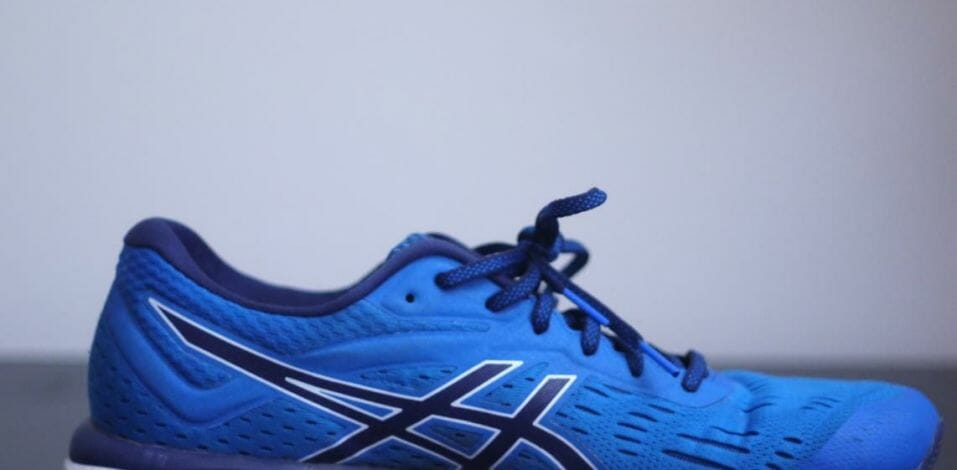 Asics Gel Cumulus 20 - Lateral Side