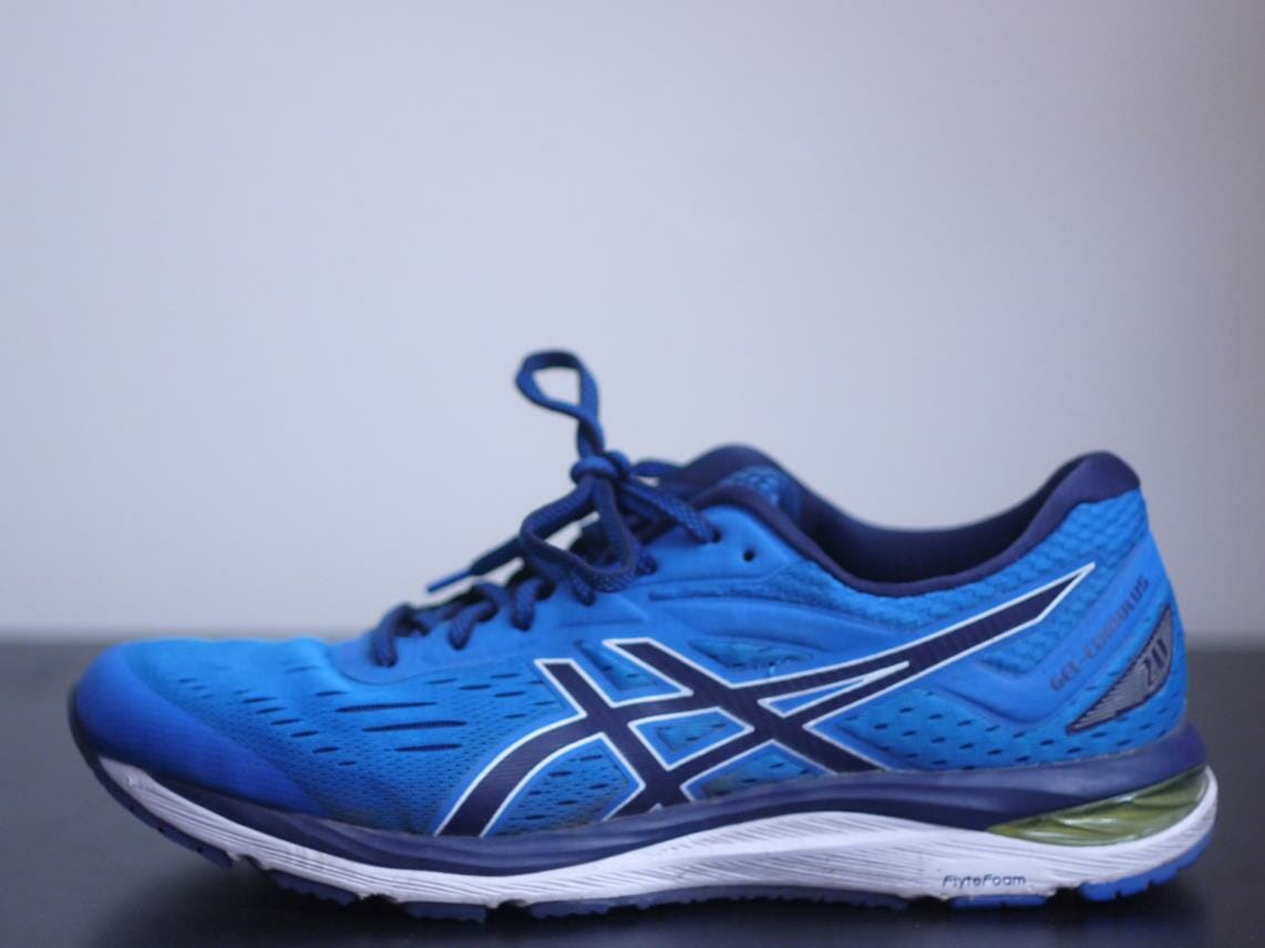 Asics Gel Cumulus 20 - Medial Side