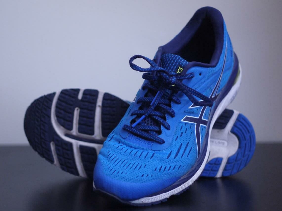 idioma Posicionar apertura  Asics Gel Cumulus 20 Review | Running Shoes Guru