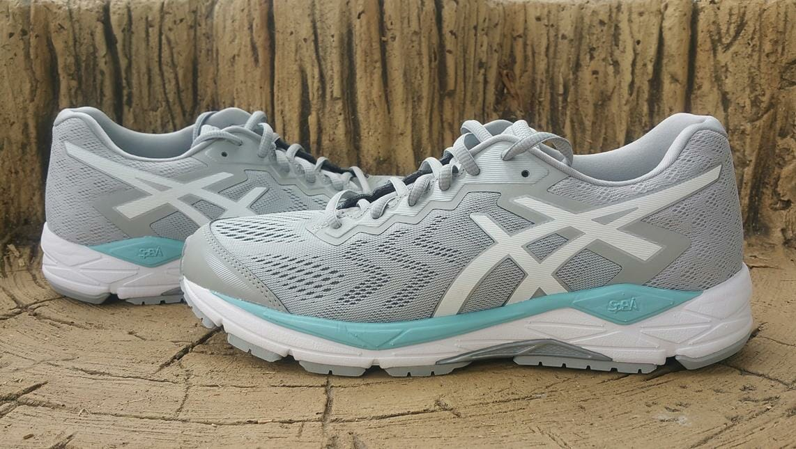 Asics Gel Fortitude 8 - Lateral Side