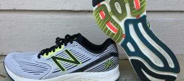 New Balance 890v6 Review