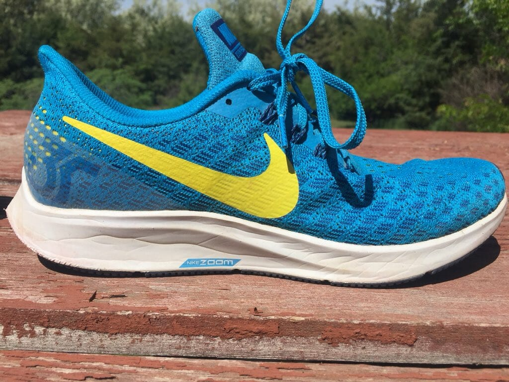 Nike Zoom Pegasus 35 - Lateral Side