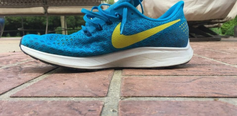 Nike Zoom Pegasus 35 - Medial Side