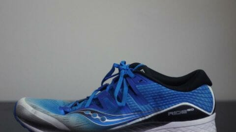 Saucony Ride ISO Review | Running Shoes