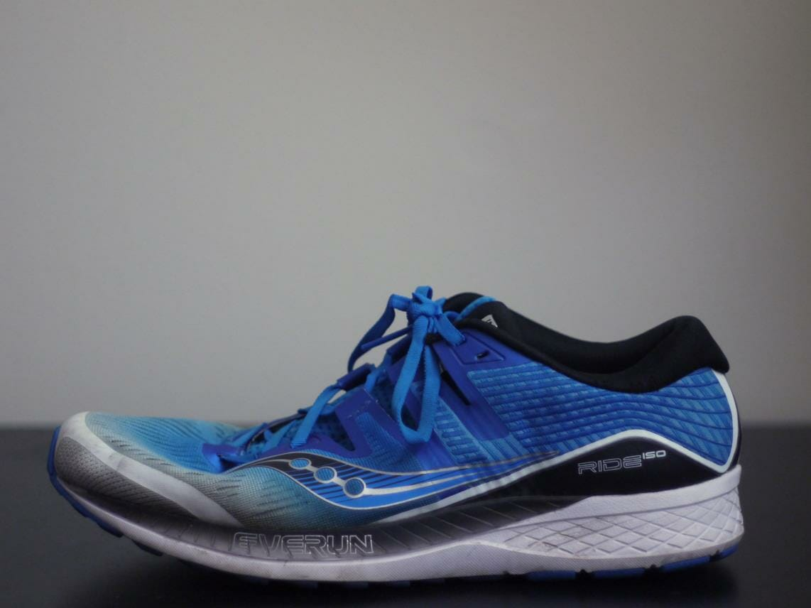Saucony Ride ISO - Lateral Side