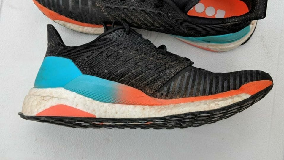 Adidas Solarboost - Medial Side