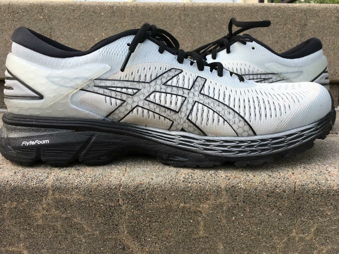 6920d2d5599 Asics Gel Kayano 25 - Lateral Side