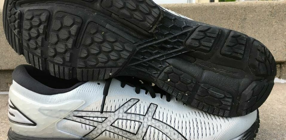 Asics Gel Kayano 25 - Pair