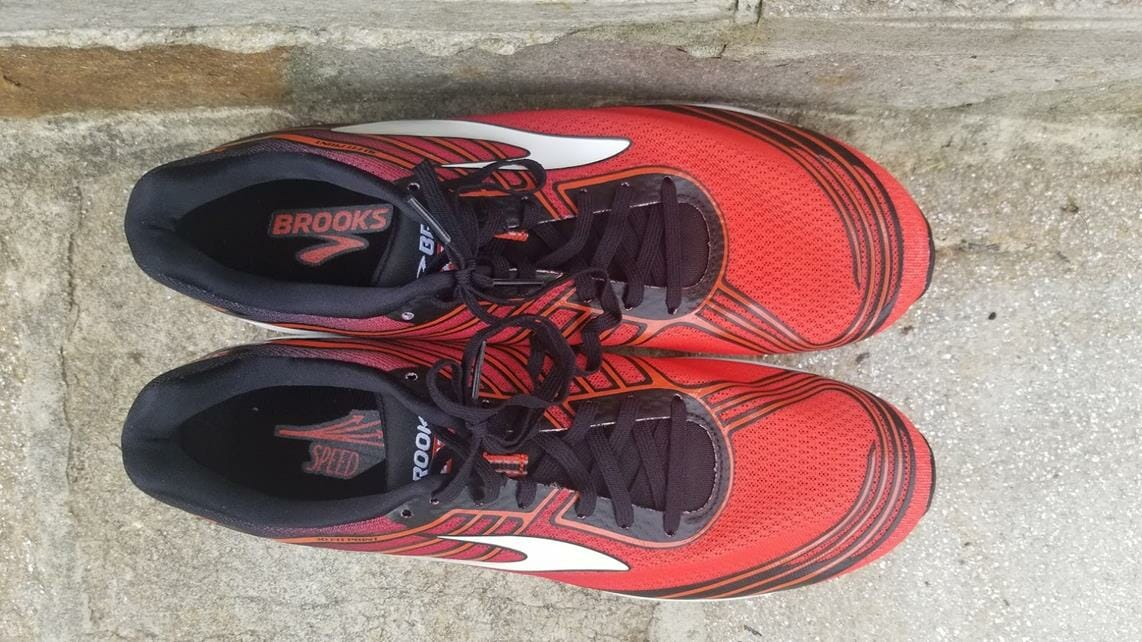 Brooks Asteria - Upper