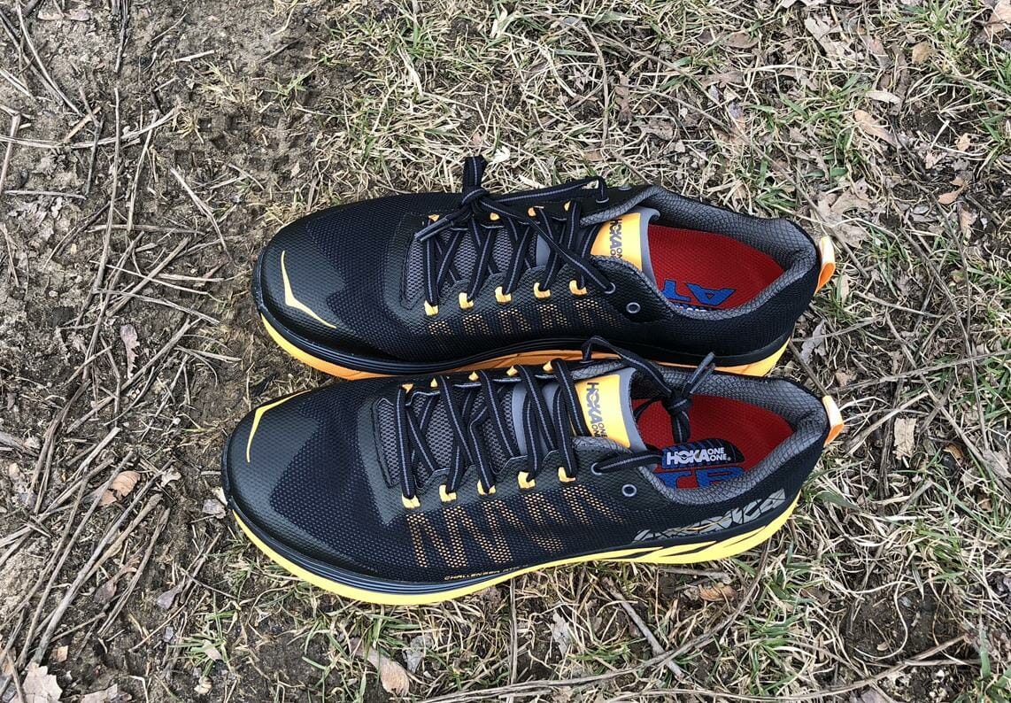Hoka One One Challenger ATR 4 - Lateral Side