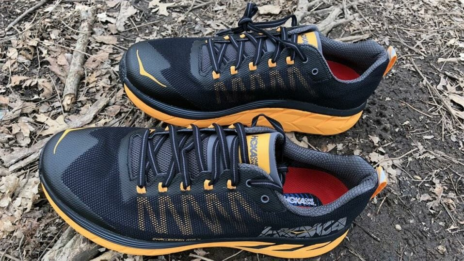 Hoka One One Challenger ATR 4 - Medial Side