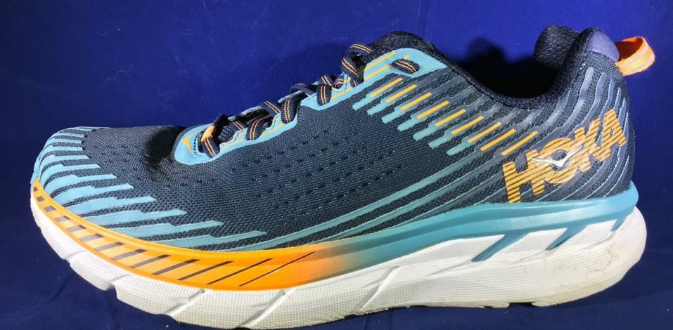 Hoka One One Clifton 5_Lateral Side