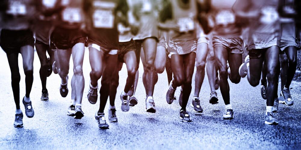 Minimalist Shoes Marathon Running