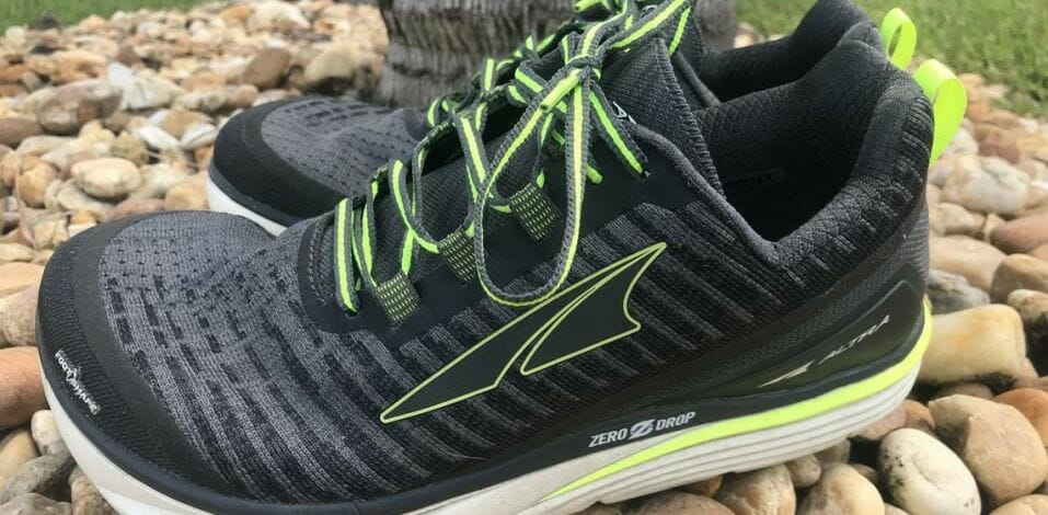 Altra Torin 3.5 Knit - Lateral Side