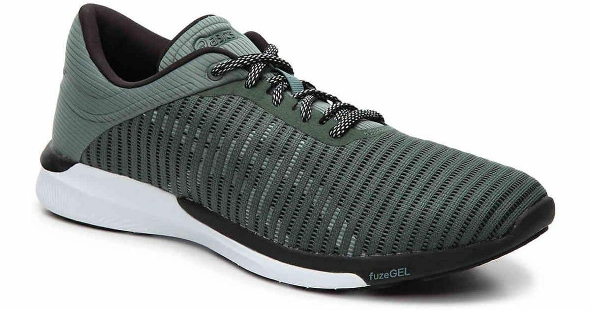 Asics FuzeX Rush Adapt | Running Shoes Guru
