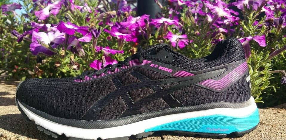 Asics GT 1000 7 - Lateral Side