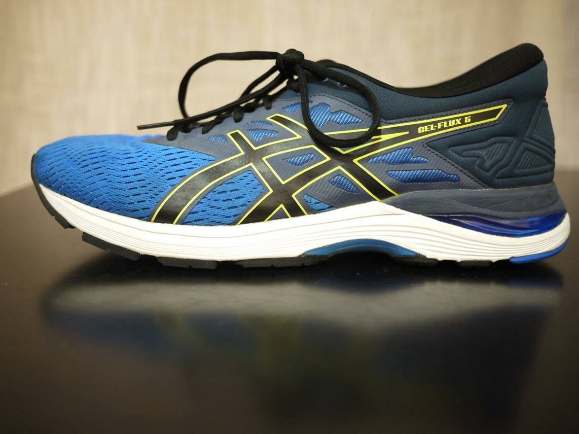 Asics Gel Flux 5 - Lateral Side