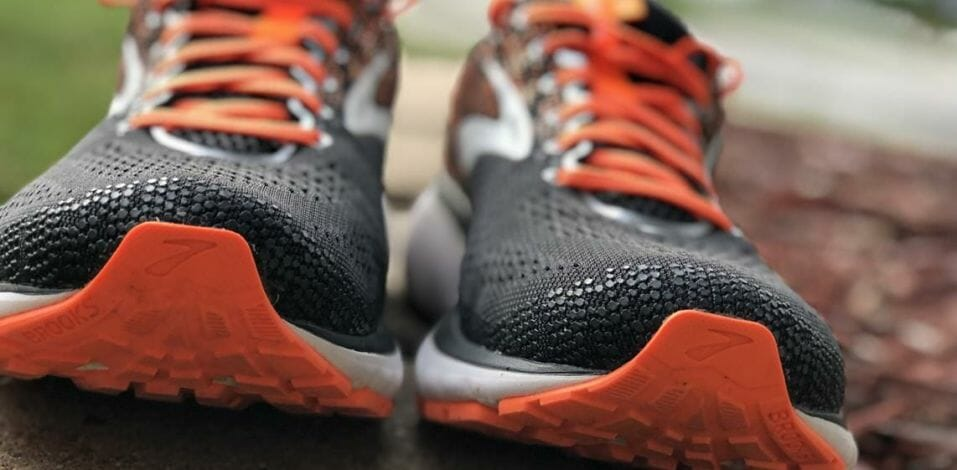 Brooks Ghost 11 - Toe