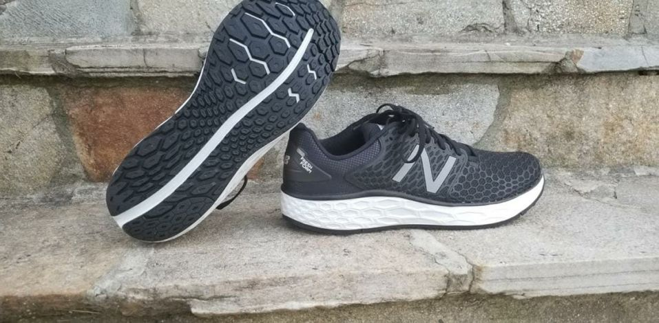 New Balance Fresh Foam Vongo v3 - outer and sole 2