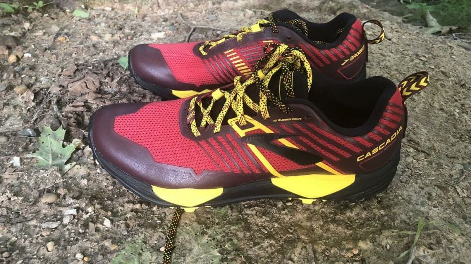 Brooks Cascadia 13 - Lateral Side
