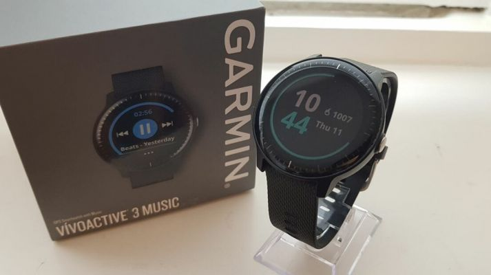 Garmin Vivoactive 3 Music Review Running Shoes Guru