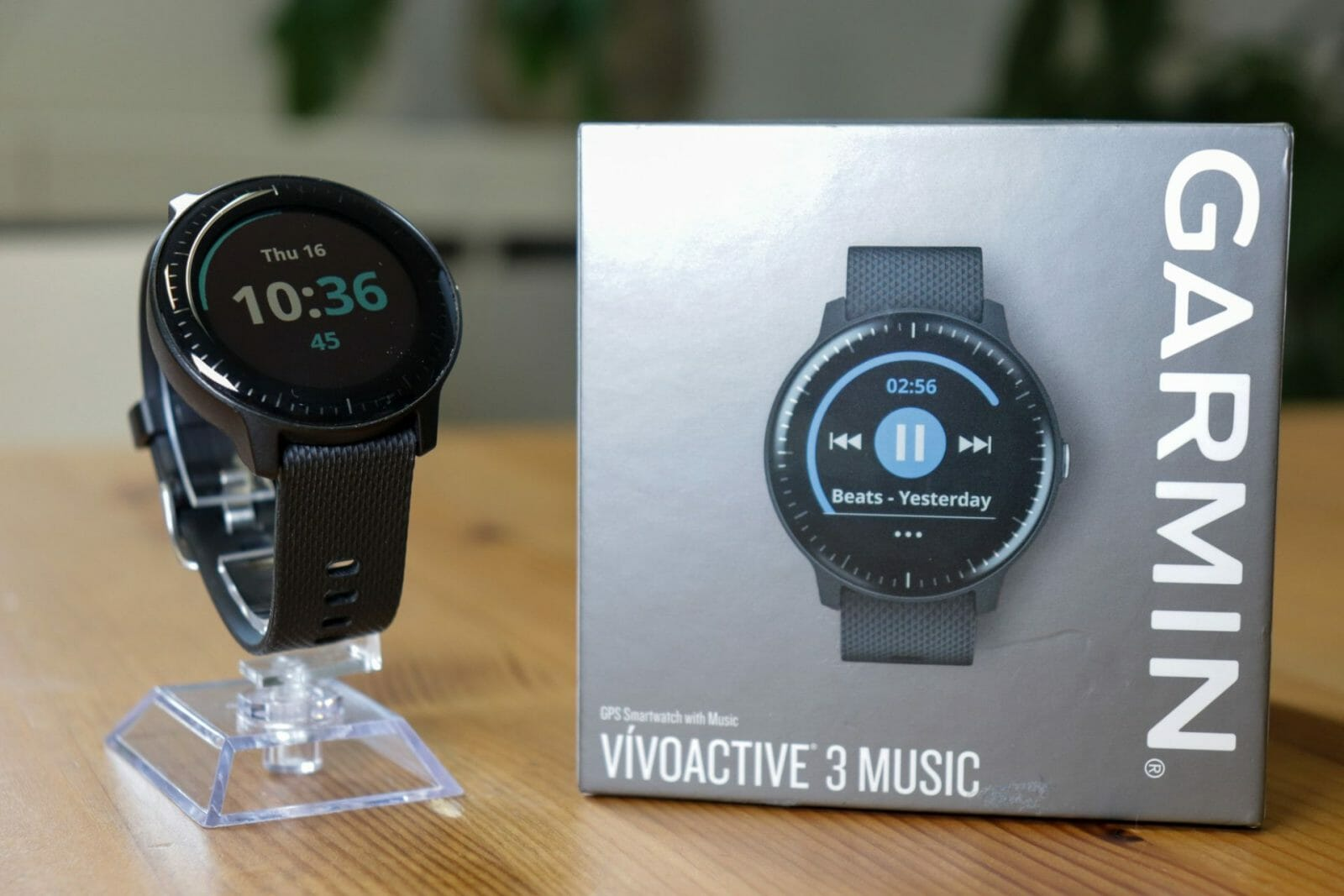 Garmin VivoActive 3 Music Review | Running Shoes Guru